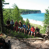 Pictured Rocks Adventure Trip :